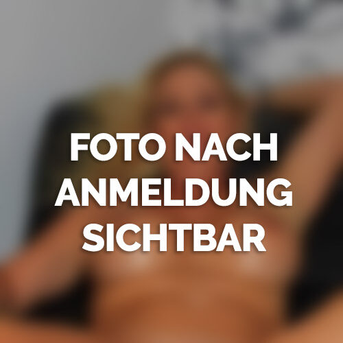 Blonde Sexbombe aus Mannheim will dich