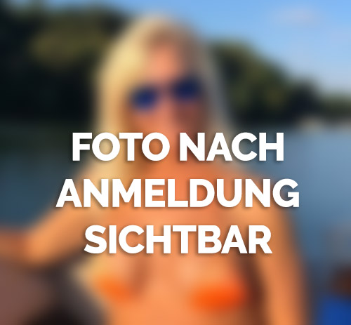Reife Blondine aus Kiel will dich